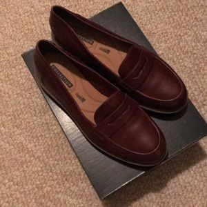 8cc5b6cc967 Clarks Shoes - Clark s Raisie Eletta Penny Loafer